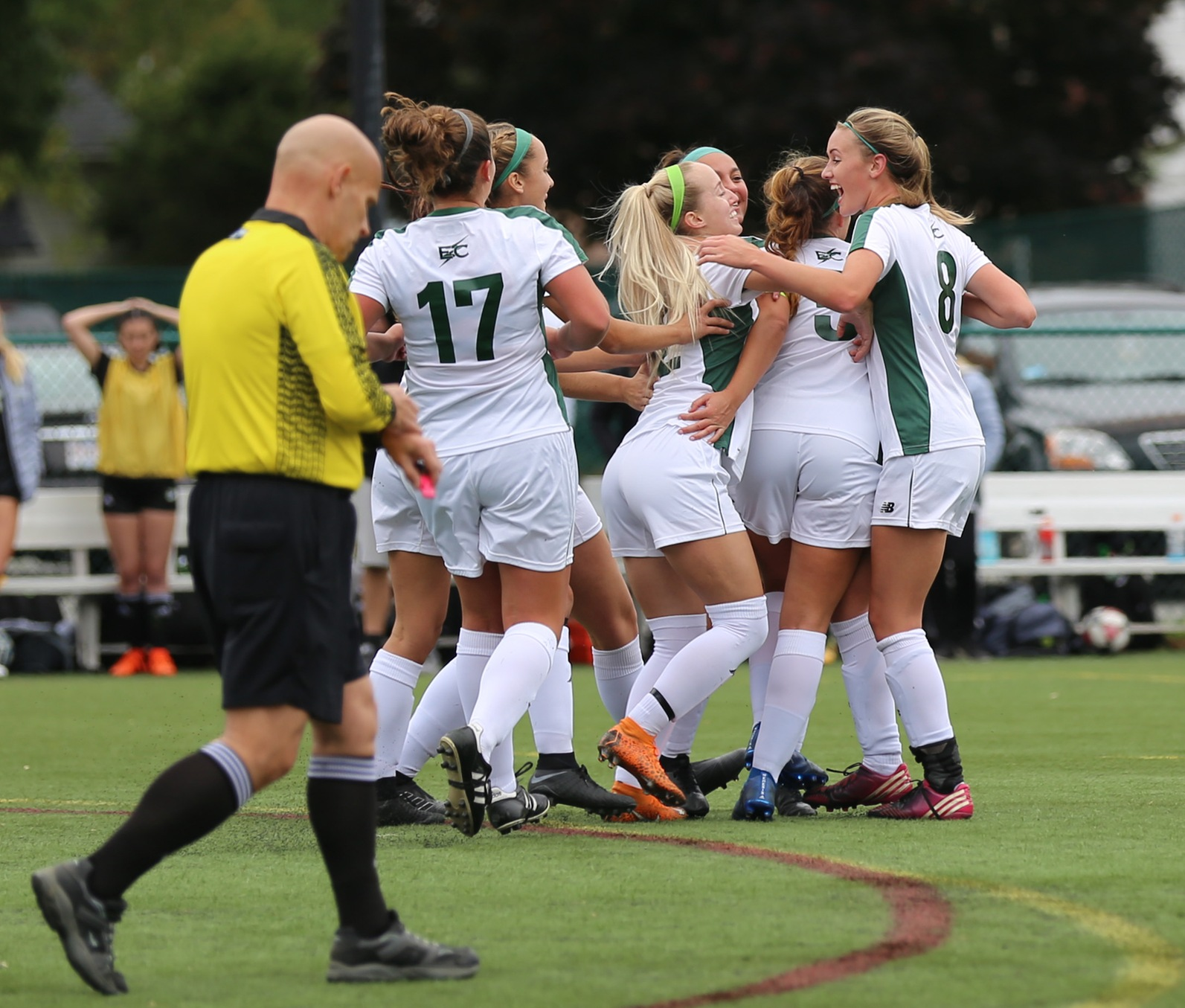 Blazers Defeat Pilgrims In 2-1 Thriller, Advance to NECC Championship