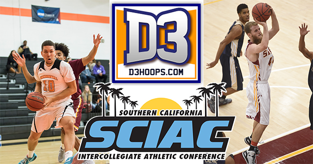 Scarlett and Johnson Named to D3hoops.com All-West Region