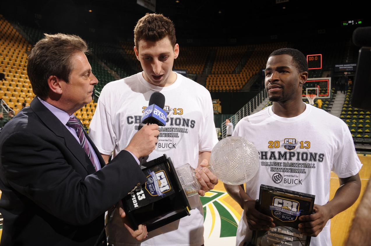 Broncos Win CBI Title With 80-77 Win Over George Mason