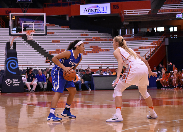 Women's Basketball Hosts Stony Brook at Home on Sunday