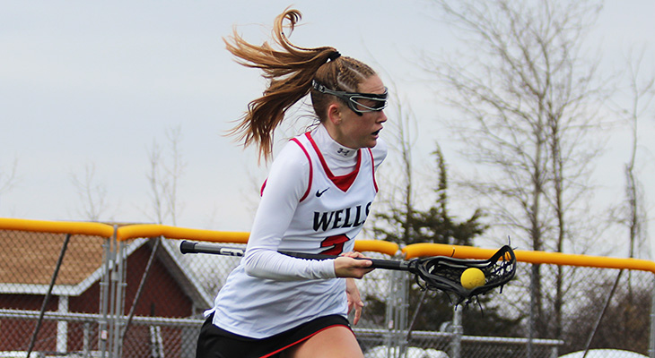 Women's Lacrosse Edged In Overtime By Lancaster Bible