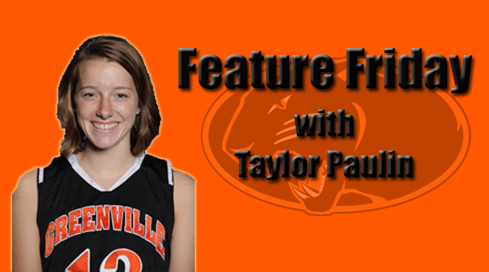 Feature Friday with Taylor Paulin