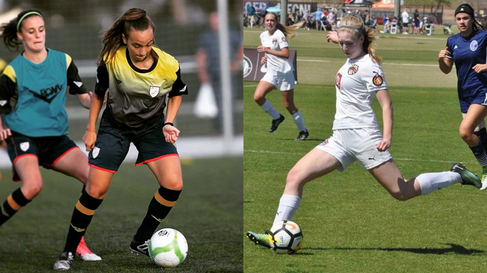 Tech soccer brings aboard pair of incoming freshmen to add to 2019 roster
