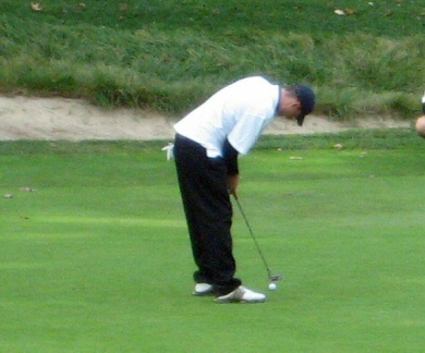 Livolsi and Rams Lead after Round One of Conference Championship
