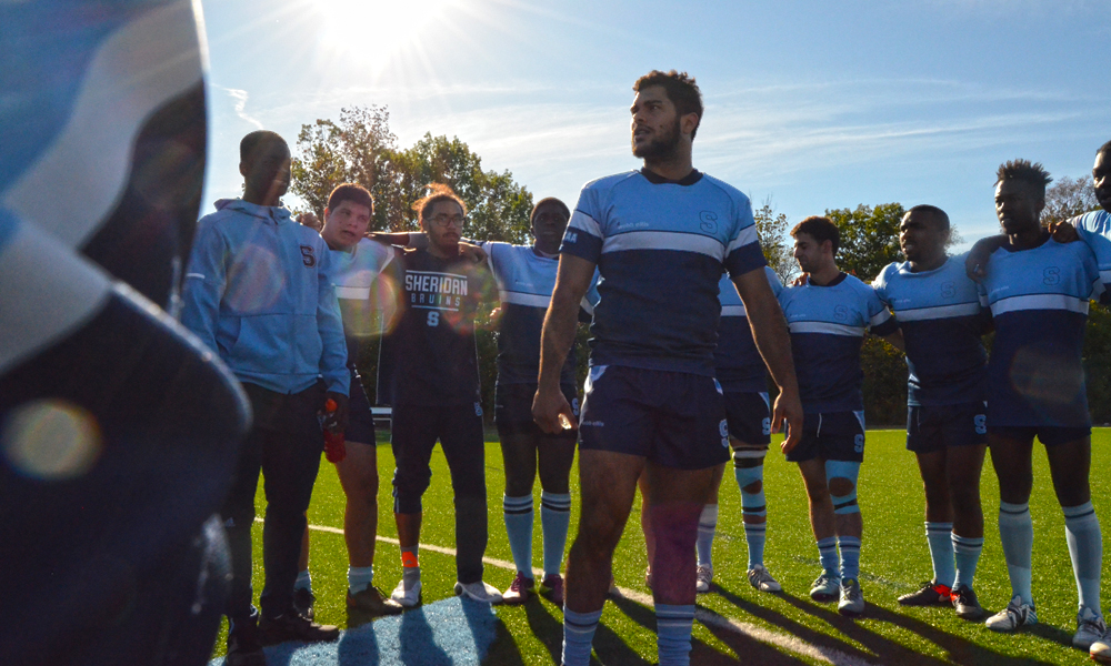 Men's rugby set for championship clash with St. Lawrence