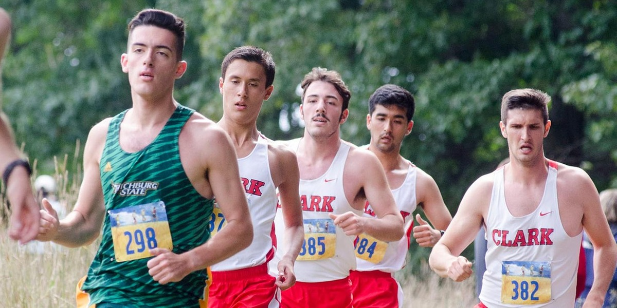 Clark Men Compete at the Umass Dartmouth Invitational