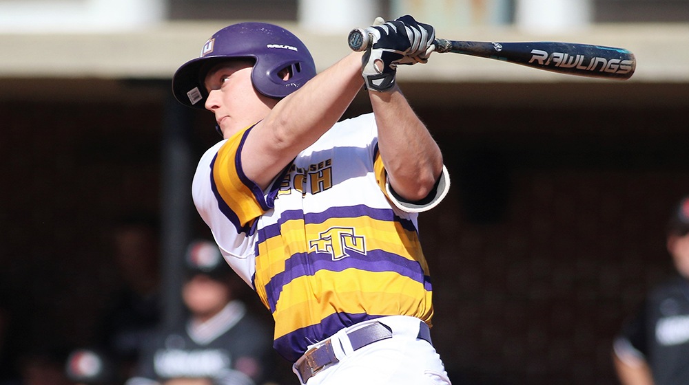Long ball lifts No. 21 Golden Eagles over Bruins in series opener