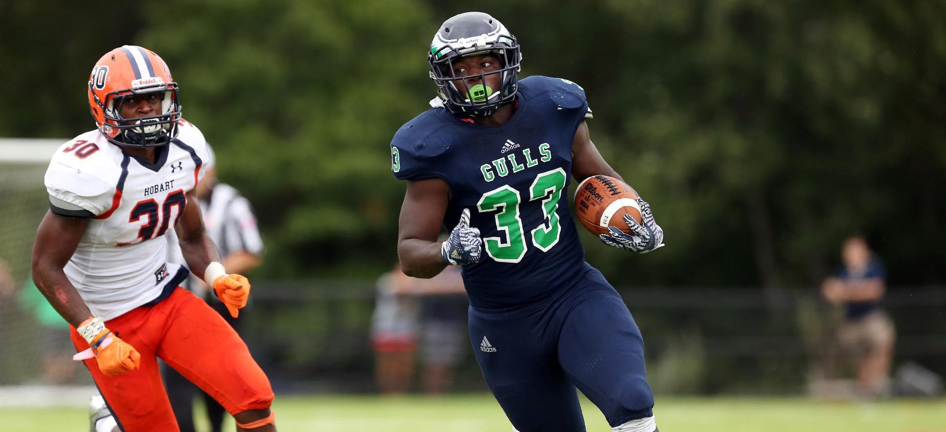 Endicott Takes Down Nichols 37-0 On Homecoming For First NEFC Win