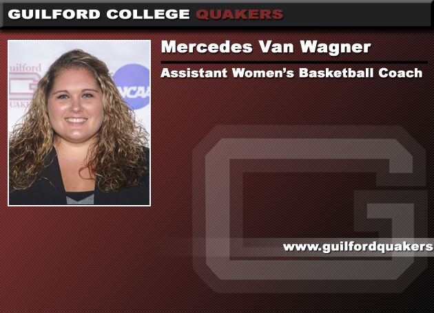 Mercedes Van Wagner Named Assistant Women's Basketball Coach