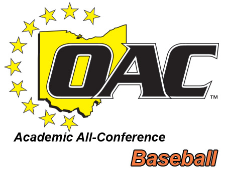 Baseball lands six Academic All-Ohio Athletic Conference honorees