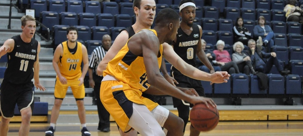 Khalil Halls Scores 18 Points, Cobras Fall to Catawba