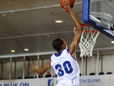 Blue Devils, Terriers Set to Clash in NEC Quarterfinal Tonight in Detrick Gym