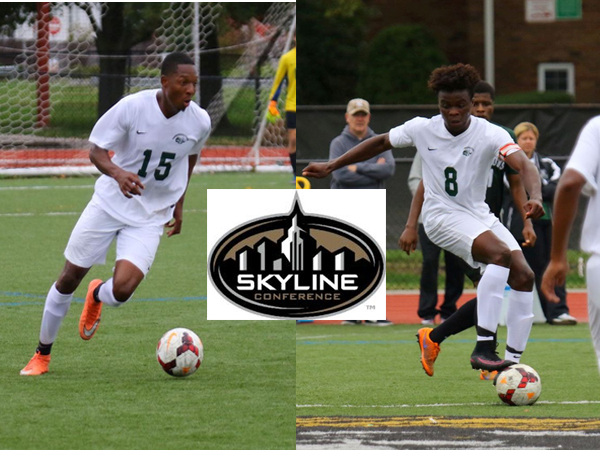 Ojuade and Parkinson Earn All-Conference Honors