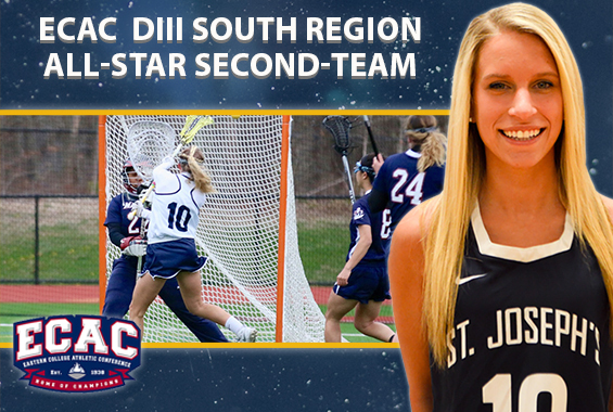 Kreuscher Named ECAC Second-Team All-Star