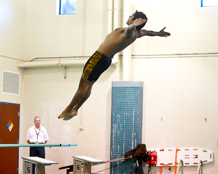 Gallaudet diving kickoff meeting scheduled for Thursday