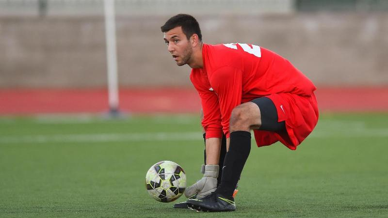 Men's Soccer Falls at Stony Brook on Late Goal