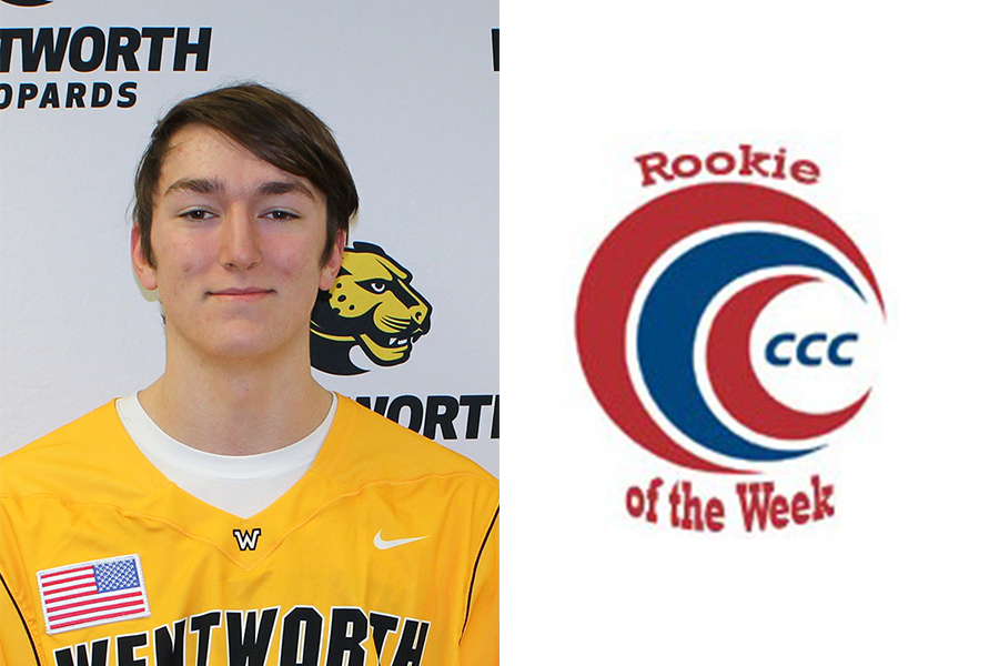 Doner Named CCC Rookie of the Week