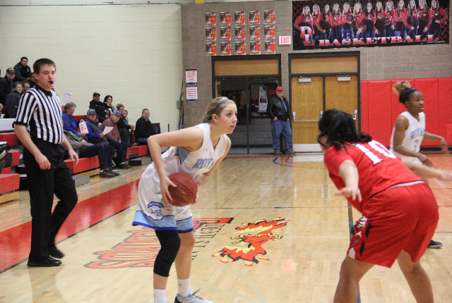 Lady Royals triumph over Tetons