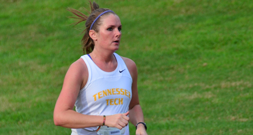 Three set personal best marks as Tech women place 16th at Vandy
