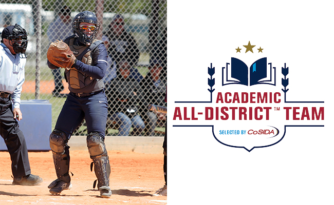 Porter Earns Academic All-District® Honors from CoSIDA
