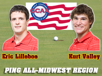 Lilleboe and Valley Selected To Division II PING All-Region Team