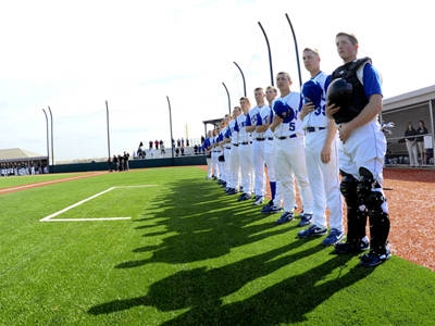 Baseball Adds Home Game vs. Stony Brook on April 13