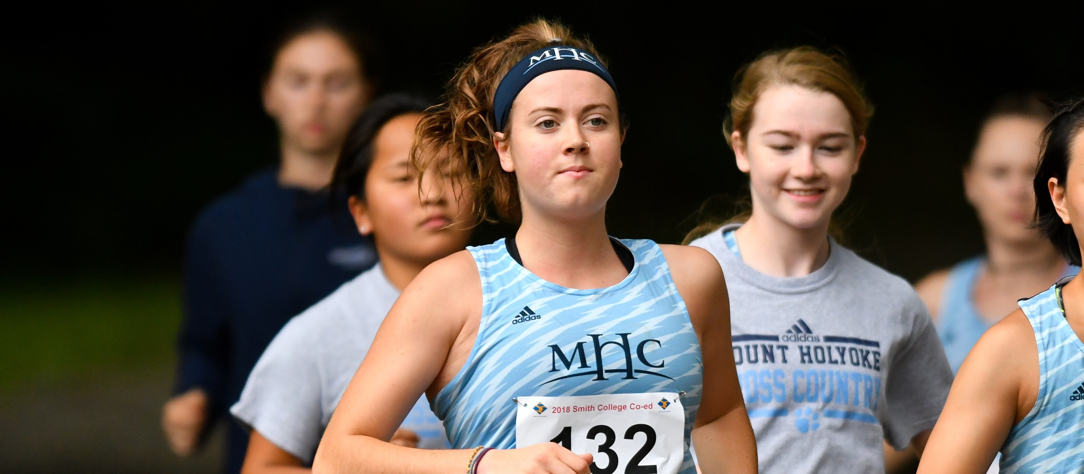 Cross Country Competes at James Earley Invitational and NEICAAA Championships