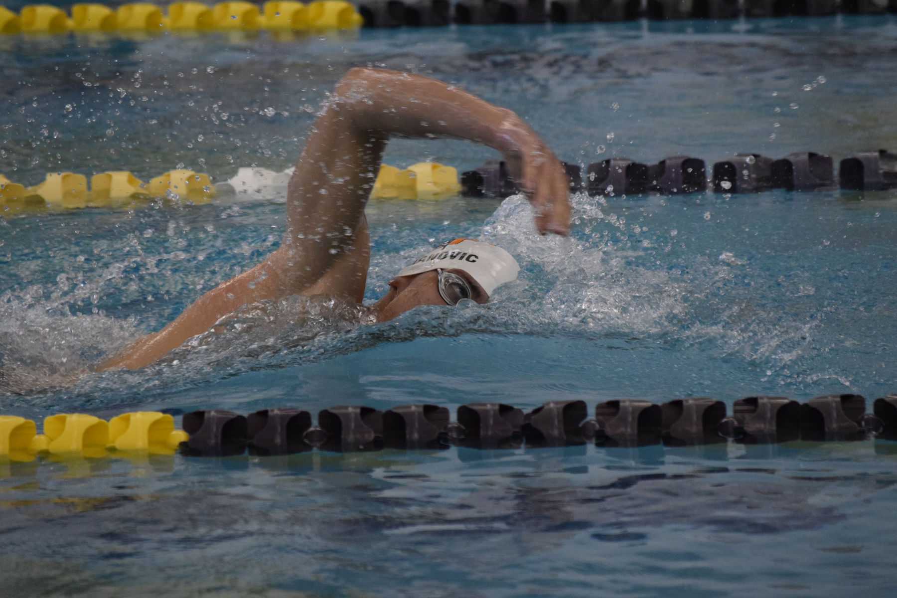 UF Swimmers Complete 3-Day Event at Calvin