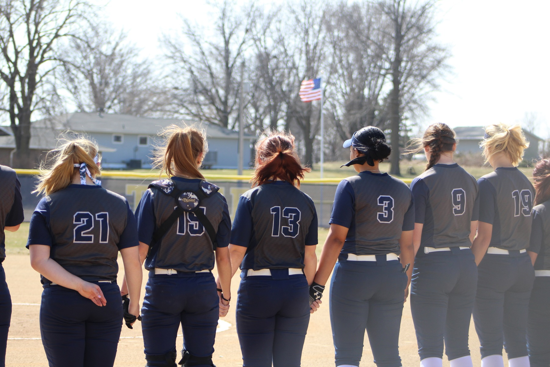 The MCC softball team dropped its opening game of the Region XI Tournament to top-seeded Indian Hills on Monday
