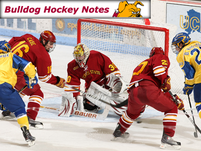 Weekly Notes Games 29-30: Ferris State at Alaska