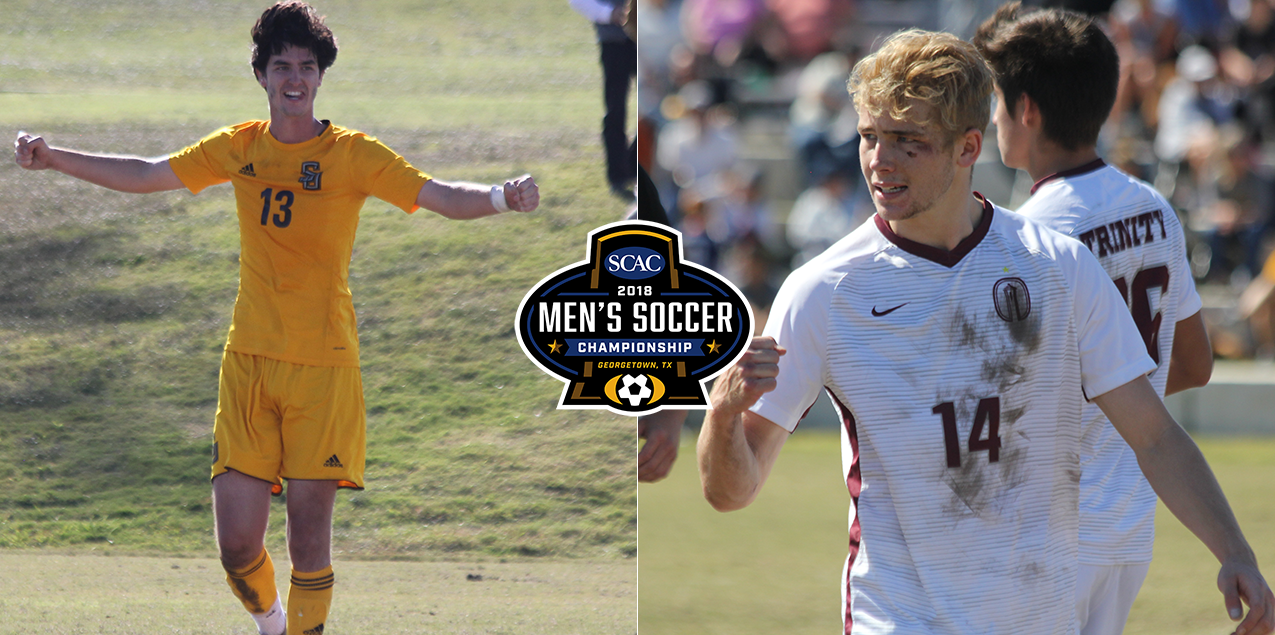 Trinity and Southwestern Set to Battle for SCAC Men's Soccer Title