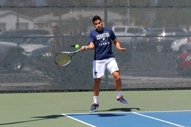 The Falcons finished off College of the Desert, 5-0 to advance to the SoCal Regional Team Championships