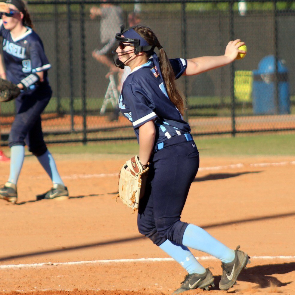 Lasell Softball falls twice on Day Four in Florida