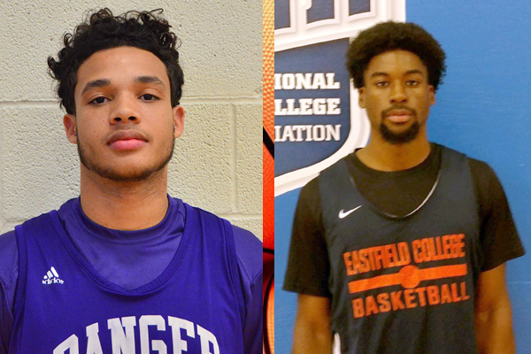 Region V Men's Basketball Players of the Week (Nov. 19-25)