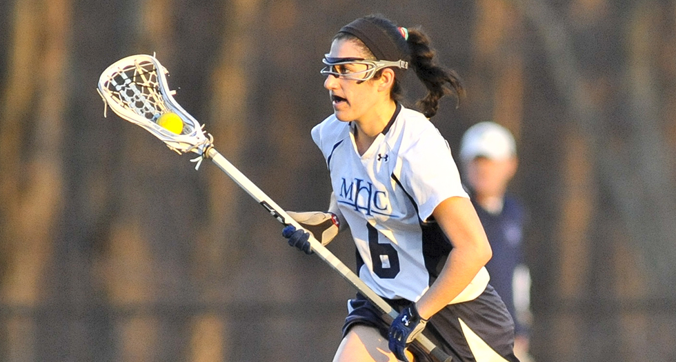 Lacrosse Shoulders Tough Loss to Bridgewater State