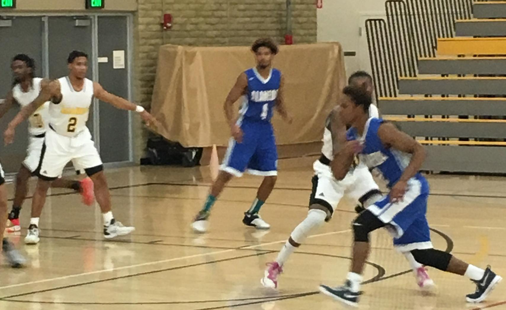 COM Men Unable To Hold Off Yuba In 85-79 Home Loss