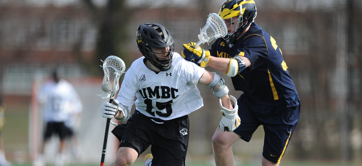 Men's Lacrosse Can't Hold Lead, Fall, 10-7, at UMass Lowell