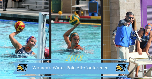 SCIAC Women's Water Polo All-Conference Honors Announced