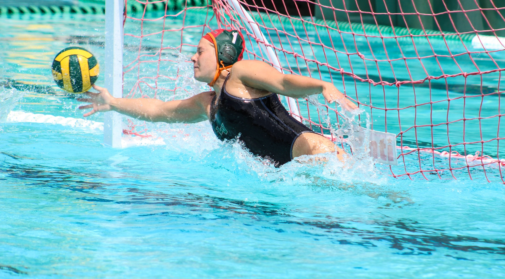 Women's Water Polo falls to Athenas