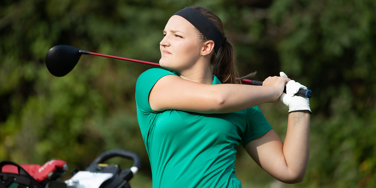 Women's Golf Earns Fifth Place Showing at Empire 8 Championship; Goulet Takes Runner-Up Medalist Honors