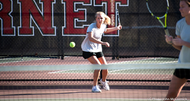 Field Set For Women's Tennis Tourney - Hornets Grab #8 Seed