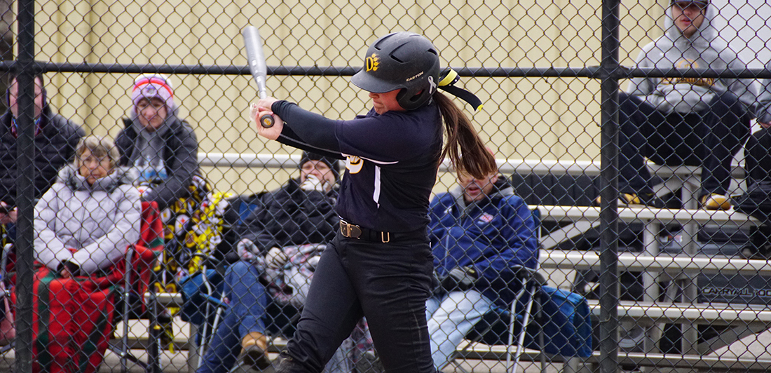 Late Game Rallies Earn Softball A Win Over Davis & Elkins Before Falling Short To Kentucky Wesleyan