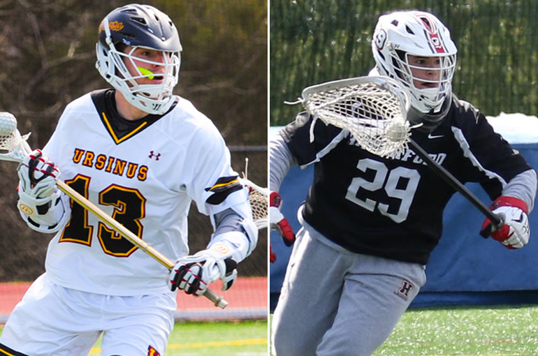 McClure & Donlon, Players of the Week, 4/8/19