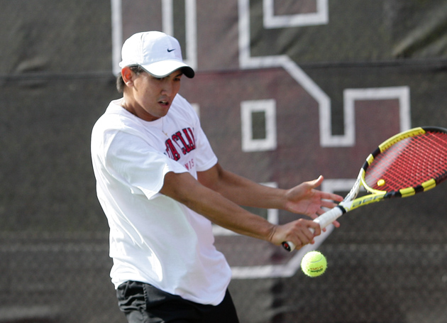 Men's Tennis Finishes Runner-Up At WCC Tournament