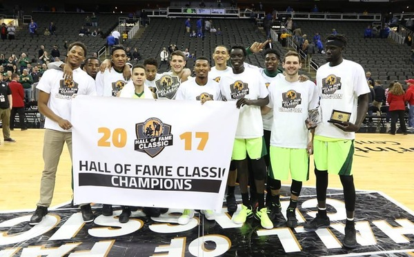 Baylor Outlasts Creighton to Capture 2017 Hall of Fame Classic Title