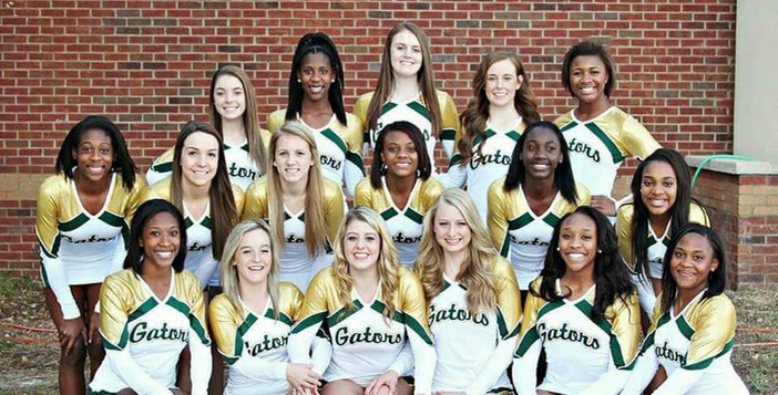 Ware County Competition Cheerleaders Advance to State Championship Finals