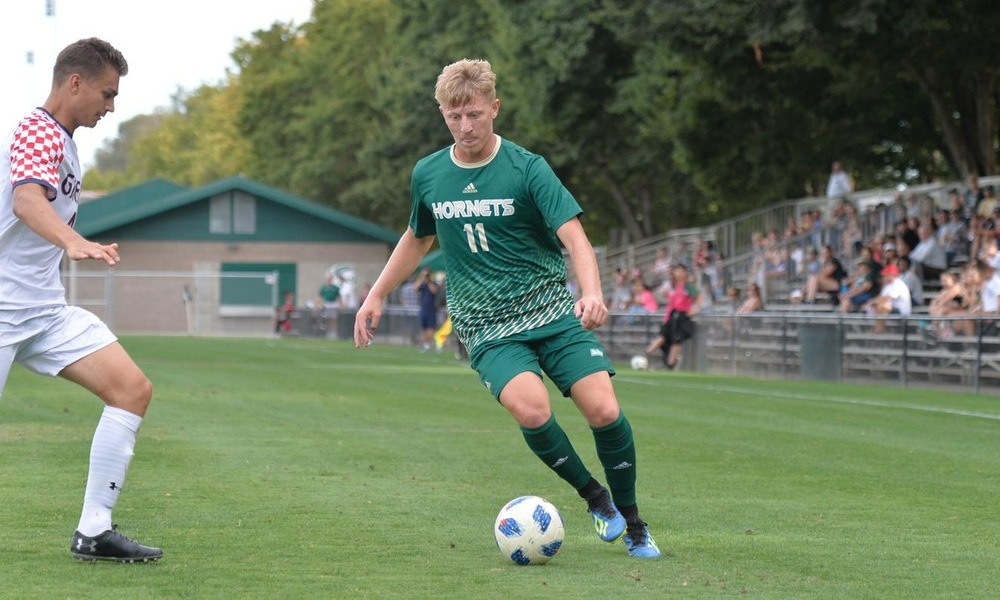 MEN'S SOCCER HOSTS GONZAGA THURSDAY BEFORE SUNDAY MATCH AT SAN FRANCISCO
