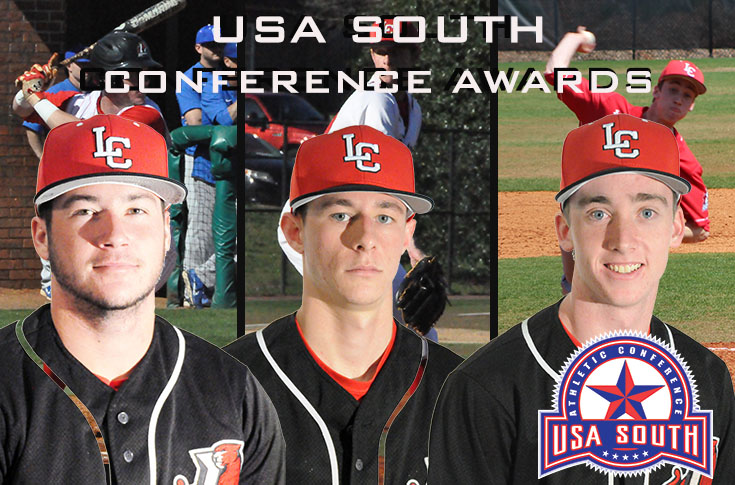 2016-17 Review/Baseball: Panthers have eight players on  USA South All-Conerence team