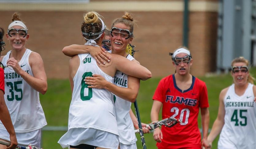 Jacksonville Beats Kennesaw State; Clinches Share of Seventh #ASUNWLax Title
