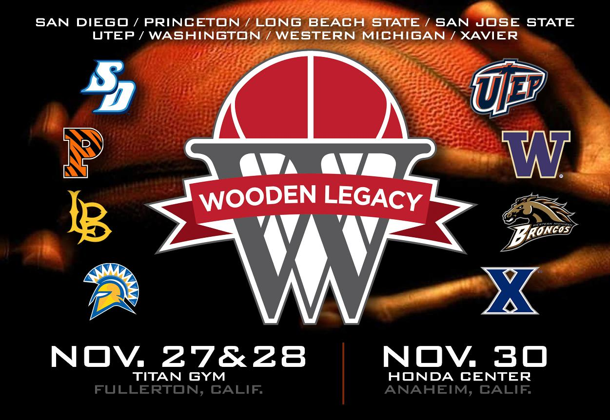2014 Wooden Legacy Bracket Announced